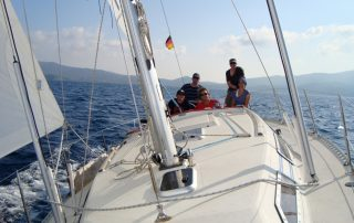 Skippertraining-Segelzentrum-Elba